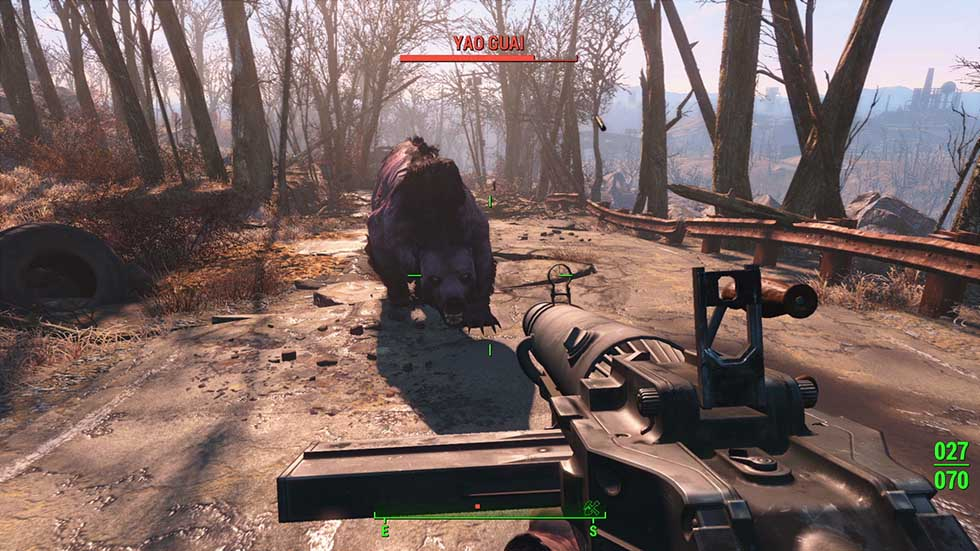 fallout 4 fps