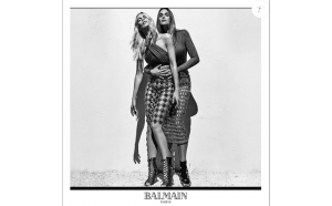 balmain collection printemps été buzzdefou 2