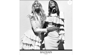 balmain collection printemps été buzzdefou 4