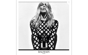 balmain collection printemps été buzzdefou 5-1