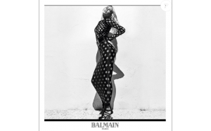 balmain collection printemps été buzzdefou 8