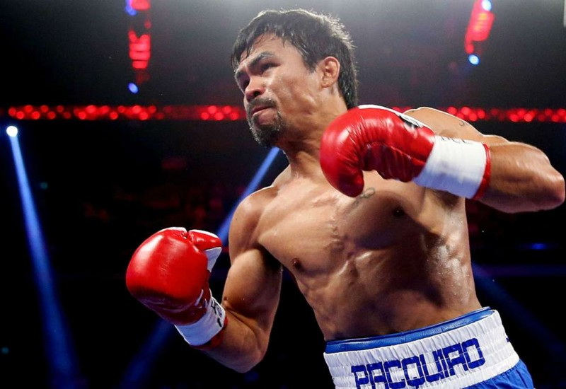 Manny Pacquiao insulte les couples homosexuels !