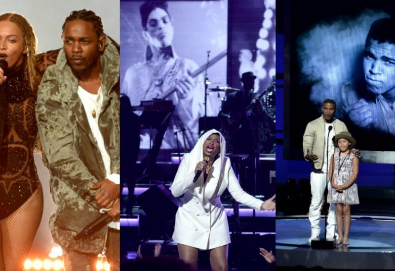 Prince : L'hommage incroyable aux BET Awards 2016….