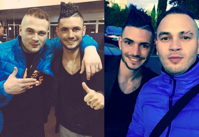 Les supporters de l'OM clash Cabella et Jul (photos)