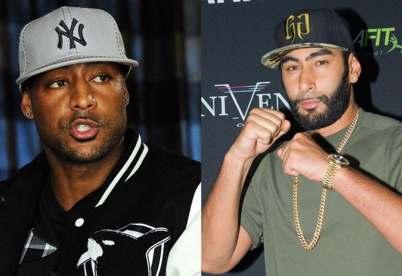 La Fouine clash Booba sur Instagram [Photo]