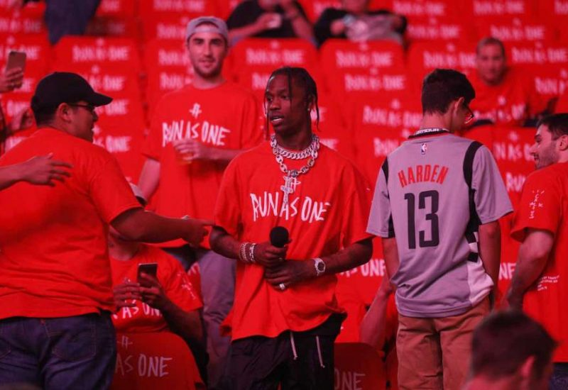 Travis Scott veut racheter une franchise NBA !
