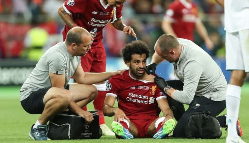 Mohamed Salah sort du silence