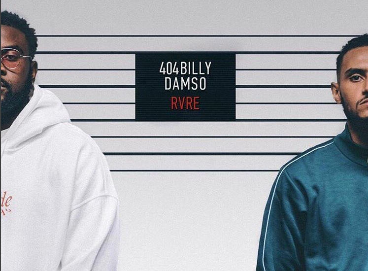 404Billy sort RVRE en collaboration avec DAMSO !