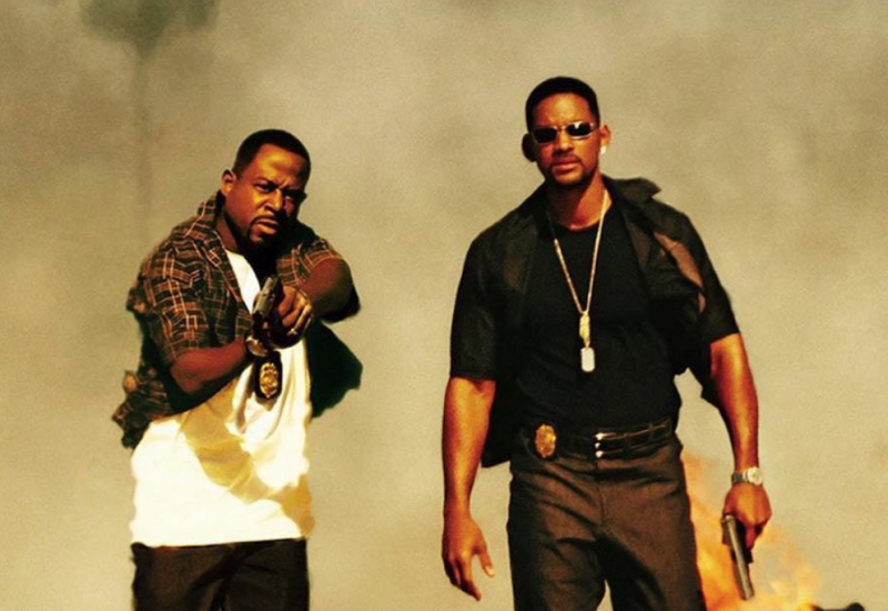 Le film BAD BOYS de retour !!!