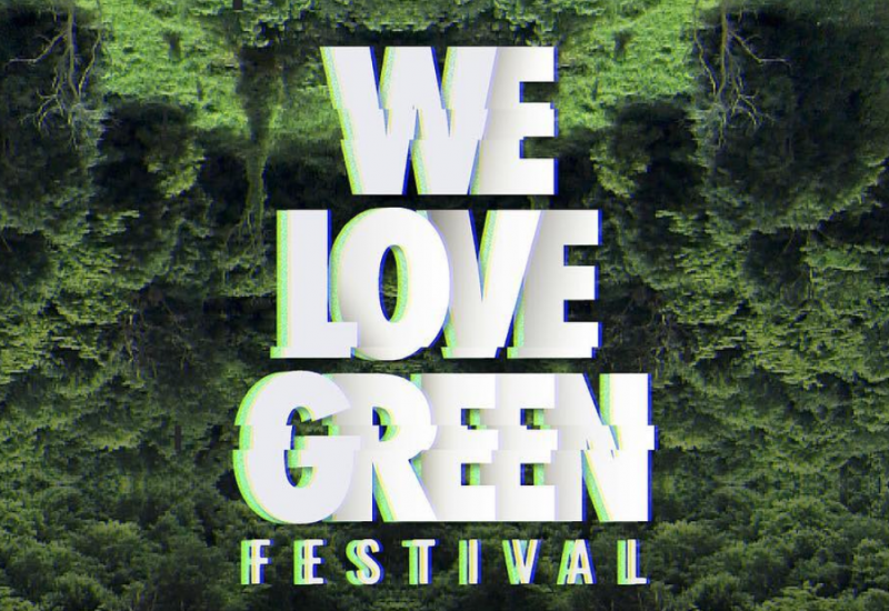 Le programme de la We Love Green disponible, Booba en tête d'affiche !