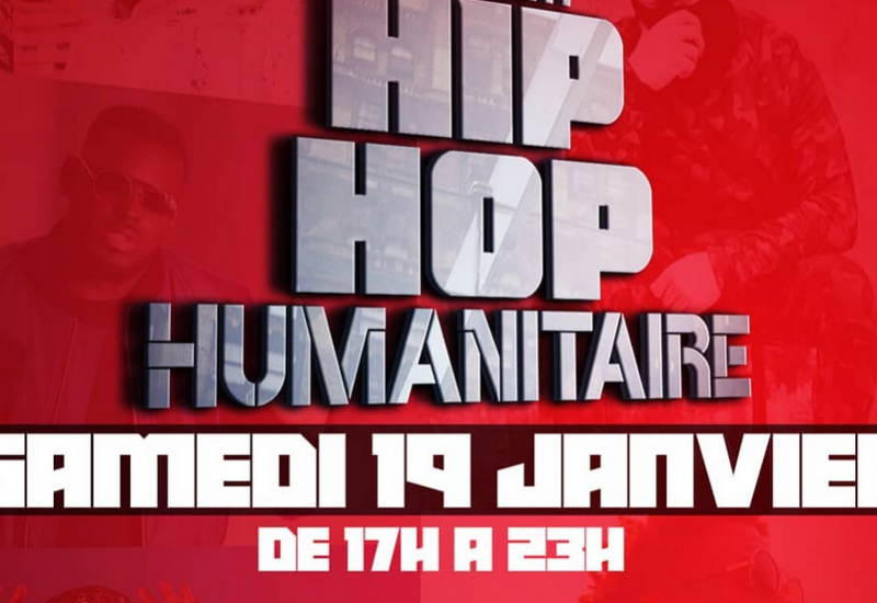 Making of : Concert hip hop humanitaire au Plan à Ris