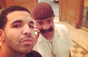 drake-and-his-dad-selfie-instagram