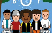 boy 2 cover