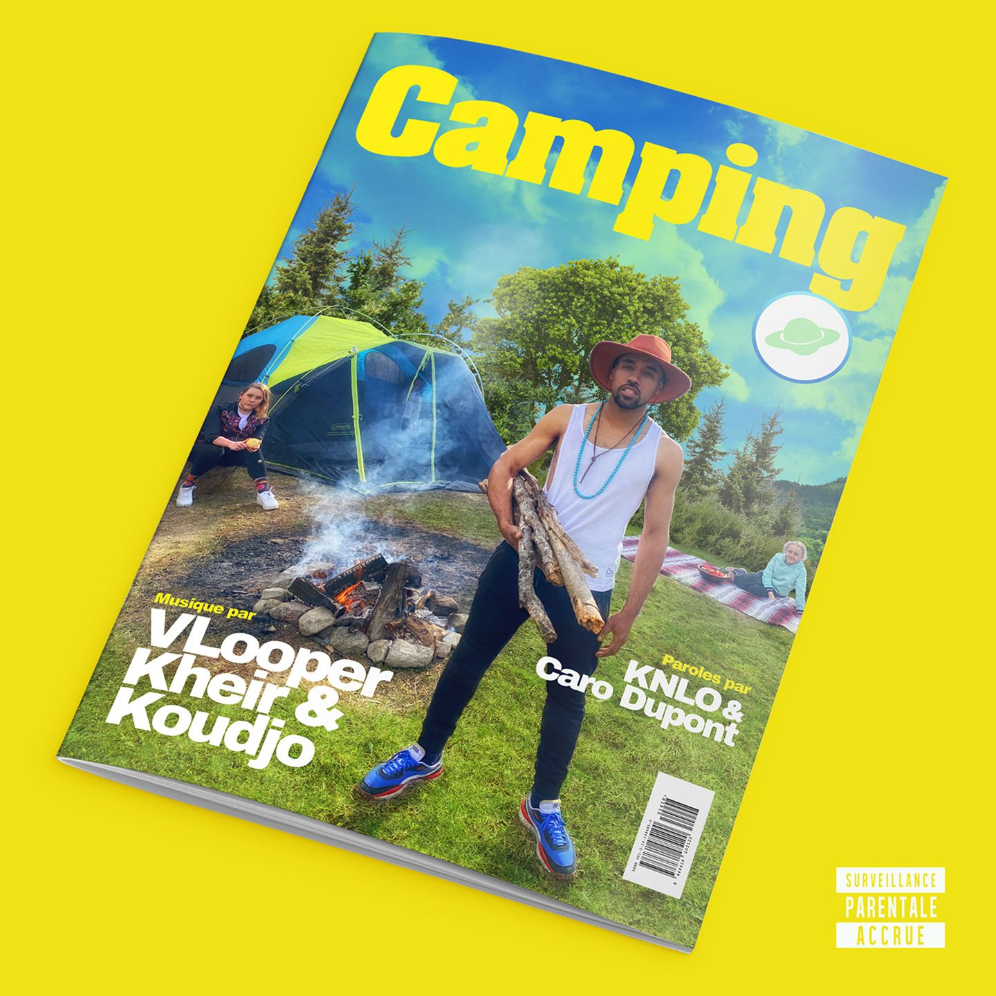 Cover Camping KNLO